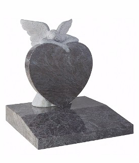 Richmond Memorials Heart Memorial CC501