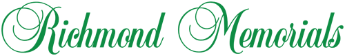 Richmond Memorials Logo