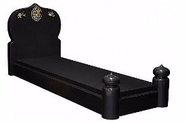 CC304 – All Polished Black Granite